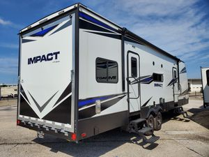 2019 Keystone Impact 317 Toy Hauler for Sale in Mesquite, TX
