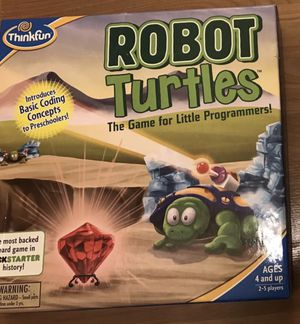 STEM game for Kids-Intro to Programming! for Sale in Beaverton, OR