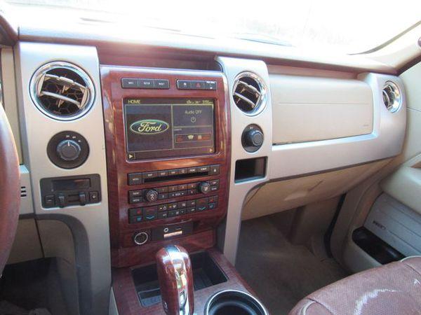 2009 Ford F150 SuperCrew Cab