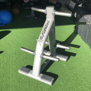 🔥Life Fitness Weight Stand🔥 for Sale in Fountain, CO