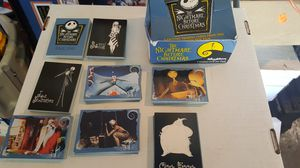 200 Nightmare before Christmas collectible card for Sale in Fresno, CA