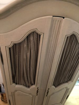 Beautiful antique armoire... make me offer for Sale in Boca Raton, FL