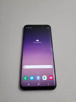 Samsung Galaxy S8+ for Sale in Waukesha, WI
