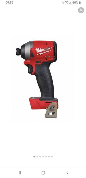 """Milwaukee 1/4"""" Hex Impact Driver, Tool Only for Sale in Lawrenceville, GA"""