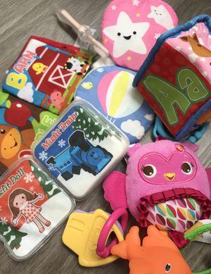 Infant toys bundle for Sale in Endicott, NY