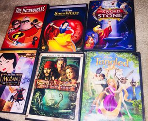 Disney Movies for Sale in Ellicott City,  MD