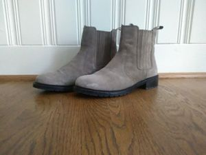 H&M premium quality suede ankle boots for Sale in Atlanta, GA