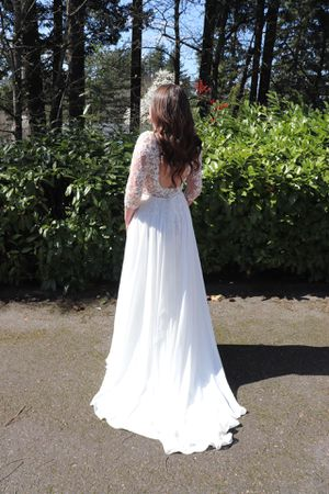 Wedding Dress size 10 for Sale in Clackamas, OR