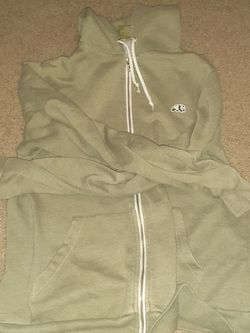 Green Hoodie With Panda Patch for Sale in Shelton,  WA