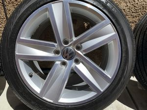 Volkswagen Wheels and tires. for Sale in Tracy, CA