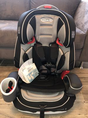 Graco Nautilus 65 LX 3 in 1 Harness Booster Car Seat for Sale in Phoenix, AZ