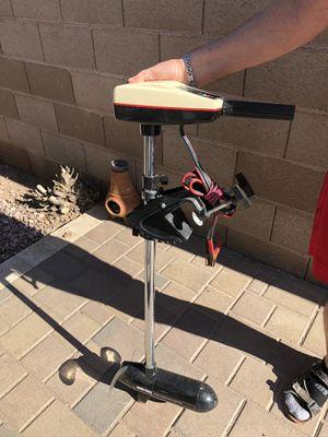 MinnKota trolling motor. Transom mount. for Sale in Chandler, AZ