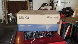 Denon avr-x1100w and Onkyo avr both $100 for Sale in Las Vegas, NV