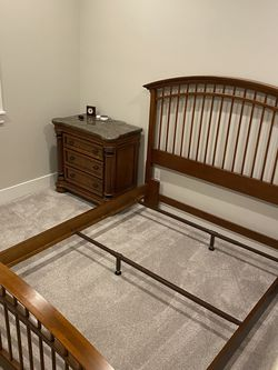 Queen Bed Frame for Sale in Redmond,  WA
