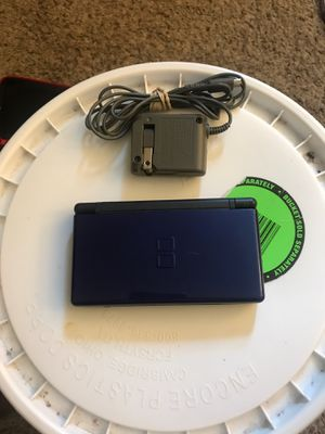 Nintendo DS Lite with Super Mario case & Charger for Sale in Nashville, TN