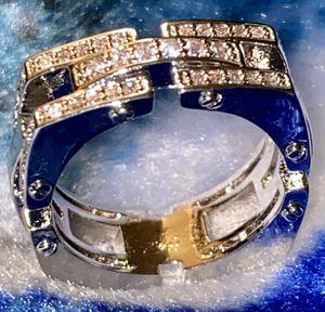 Cartier-style/ring/titan/ for Sale in Chesapeake, VA