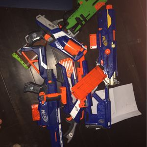 Nerf Gun Lot for Sale in New York, NY