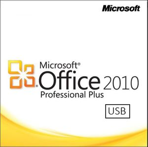 Office 2010 Pro Plus USB for Sale in Lansing, IL