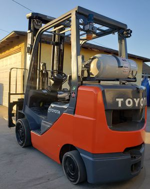 TOYOTA FORKLIFT 8FGCU30 for Sale in La Habra, CA