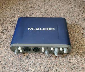 M-Audio Fast Track Pro for Sale in Chicago, IL