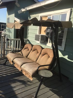 Swing for porch for Sale in Tracy, CA