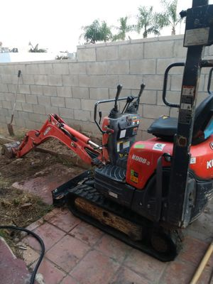 Mini excavator for Sale in La Habra Heights, CA