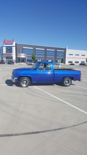 1982 Chevy C10 SWB for Sale for Sale in Dallas, TX