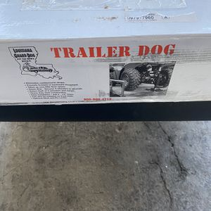 Louisiana Trailer Dog ATV/UTV Tie Down System for Sale in Gilroy, CA