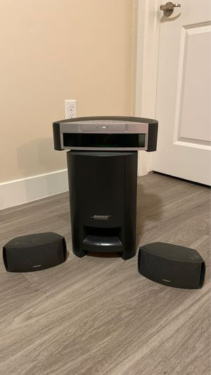 Bose 321 Home Theater System for Sale in Tempe, AZ