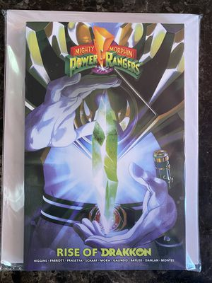 Mighty Morphin Power Rangers: Rise Of Drakkon for Sale in Fremont, CA
