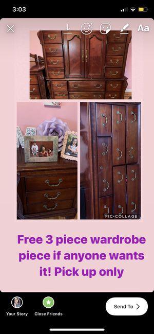 3 piece bedroom set for Sale in Marlboro Township, NJ