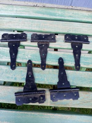 Stanley shed or small door door hinges for Sale in Waterbury, CT