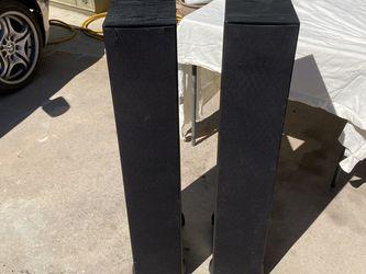 Vintage Polk Audio Monitor 60 Series II Floorstanding Speakers for Sale in Norwalk,  CA