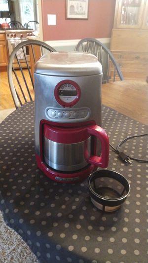 Kitchenaid coffee maker for Sale in Lynnwood, WA