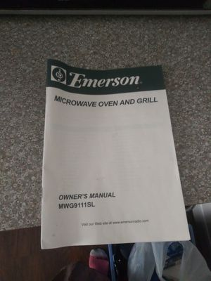 Emerson for Sale in Dayton, OH