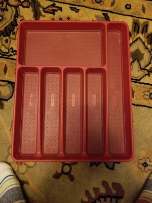 Plastic drawer utensil holder for Sale in El Cerrito, CA