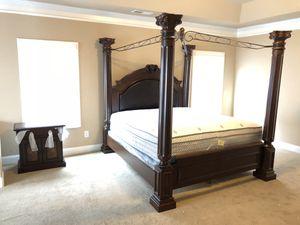 BRAND NEW GRAND PRADO CANOPY BEDROOM SET for Sale in Atlanta, GA