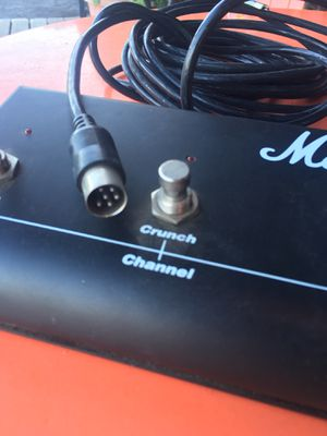 Marshall amp effect a/b foot switch for Sale in Los Angeles, CA