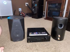Sony UDA-1 and Sony SS-HA3 speakers for Sale in Lakewood, CA