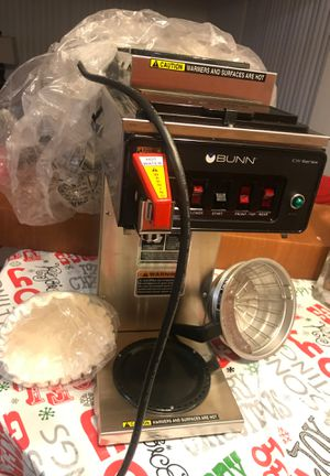 Bunn cw series coffee maker (never used) for Sale in Norwalk, CA