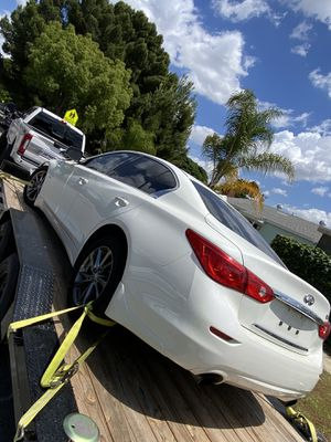 17 Infiniti Q50 Part Out. Parts Only for Sale in Ontario, CA