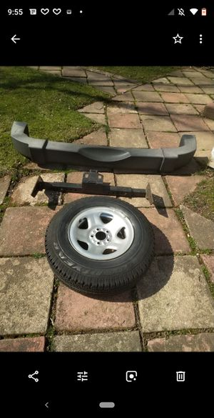 2007 Jeep Rangler miscellaneous parts for Sale in Wethersfield, CT