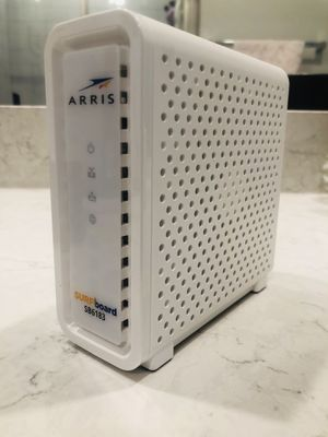 ARRIS Surfboard Modem SB6183 model for Sale in Land O Lakes, FL
