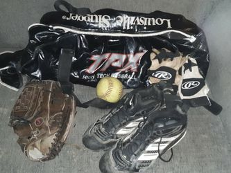 Softball Gear for Sale in Bargersville,  IN