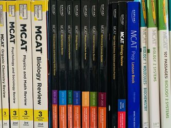 MCAT Books Set for Sale in Pittsburgh,  PA