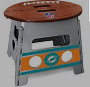 Miami Dolphins Step Stool for Sale in Evansville, IN
