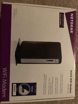 WiFi MODEM for Sale in Ashburn, VA