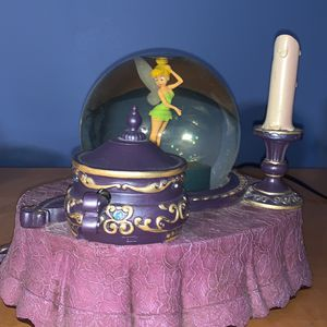 Disney Tinker Bell Snow Globe for Sale in Joliet, IL