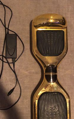 Gold Hoverboard for Sale in Kirkland,  WA