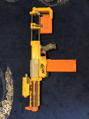 Nerf Guns w/ accessories for Sale in Seattle, WA